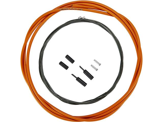 Shimano OPTISLICK Shift Cable Set Road orange